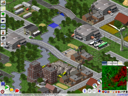 "LinCity NG - El ""The Sims"" nativo de Linux"